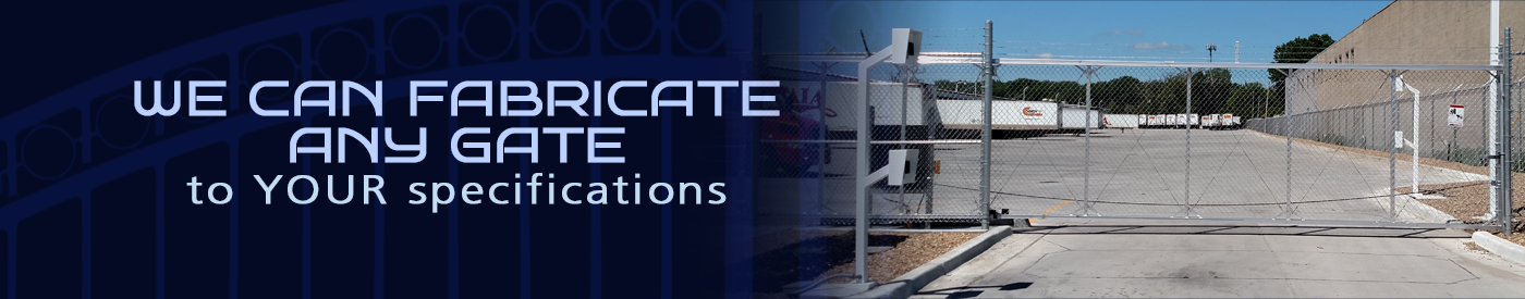 America's Gate Company Fabricated Gates