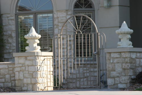 1301-Court-yard-gate-with-sun-burst-and-finials