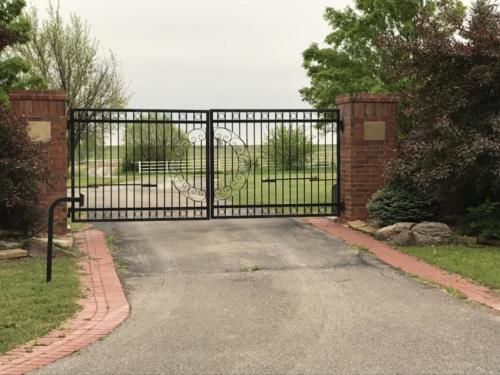 xPrivate Residence Gate x